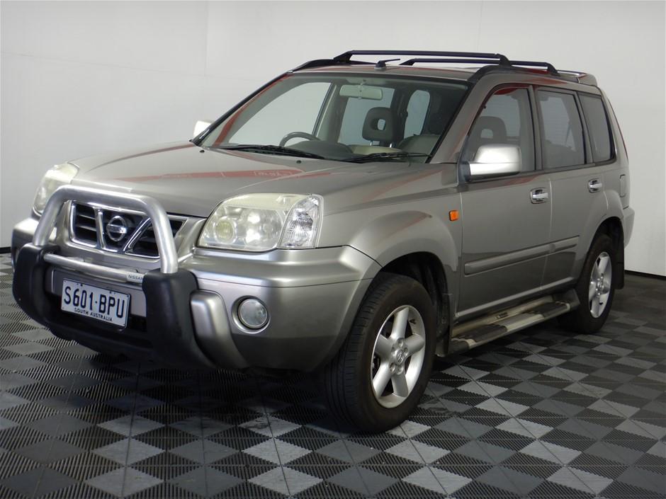 2002 Nissan X-Trail Ti (4x4) T30 Manual Wagon (WOVR-INSPECTED)