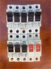 Lot of 10 Various Brand 63 to 80A Single Pole Circuit Breakers