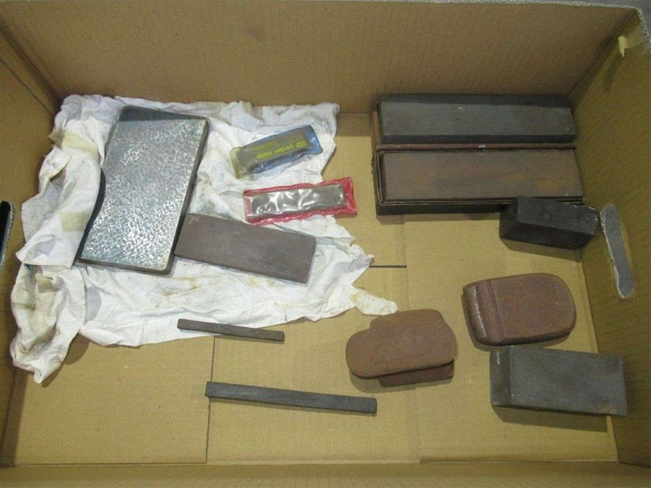 Sharpening Stones & Mini Shaping Blocks