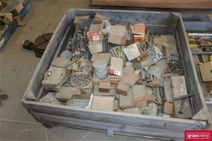Pallets of Assorted Fastener