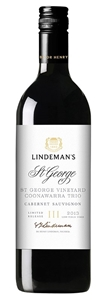 Lindeman's Coonawarra Trio St George Cab