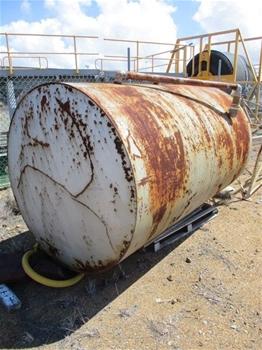 Qty 1x Steel Tank