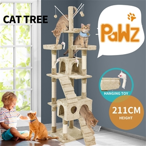 PaWz Cat Tree Scratching Post Scratcher