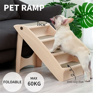 Pet Stairs Ramp Steps Portable Foldable