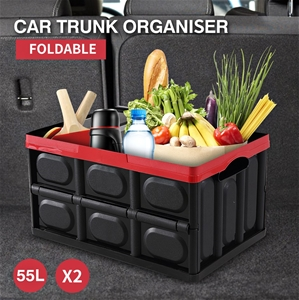 Car Boot Organiser Trunk Organizer Colla