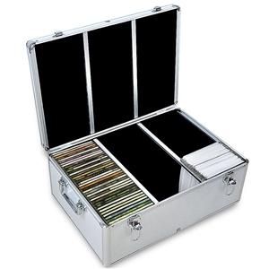 500 Discs Aluminium CD DVD Cases Bluray