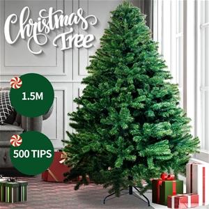 Christmas Tree Kit Decorations Colorful