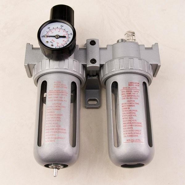 Moisture Trap Air Filter Regulator Lubricator