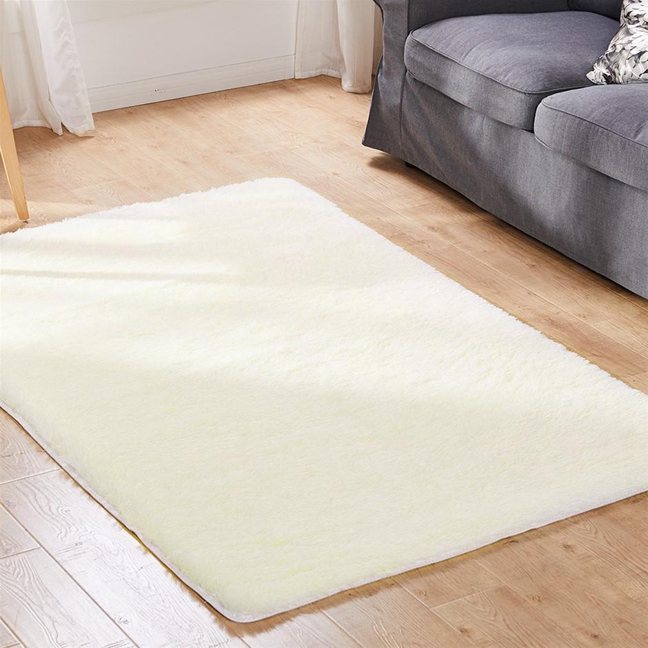 Floor Rugs Shaggy Large Mats Shag Carpet Bedroom Living Room Mat 160 x 230