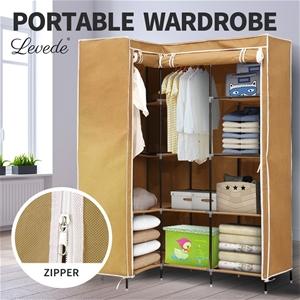 Levede Portable Wardrobe Clothes Closet