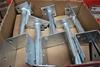 Box of 10 Pryda Post Anchor Full Stirrup 200mm Leg 90mm