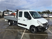 Unreserved 2018 Renault Master 4 x 2 Tray Body Truck