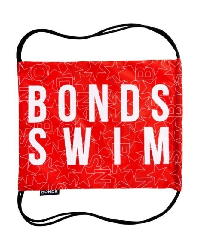 4 x BONDS GWP- Bonds Swim Bags. Size 1SZ, Colour: Multi 9CT. Buyers Note -