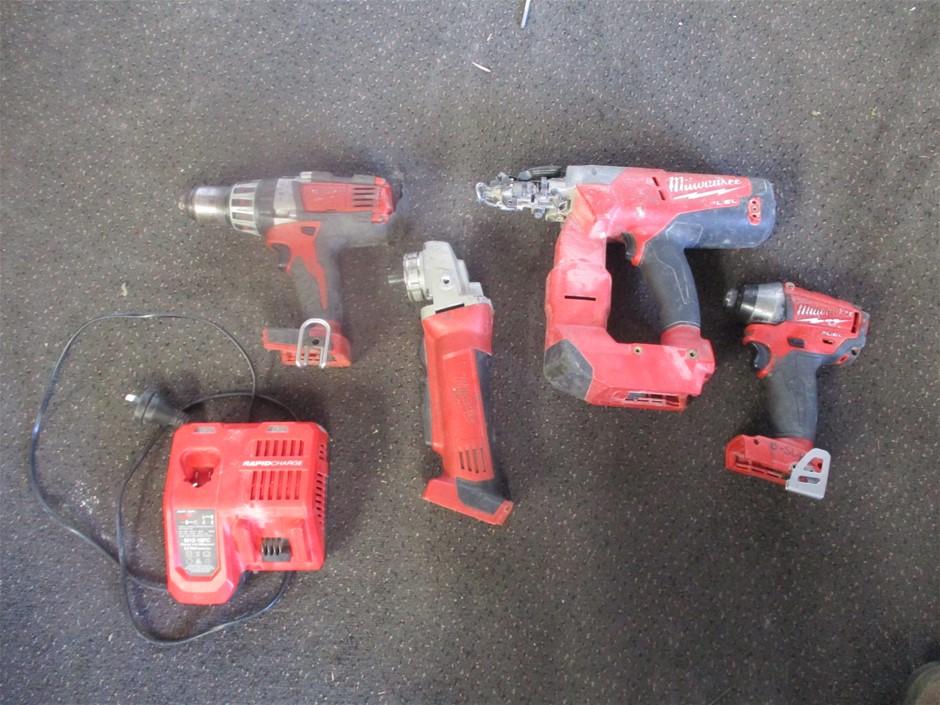 Qty 5 x Milwaukee Tools/Items