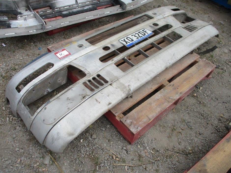 Truck Front Bumper