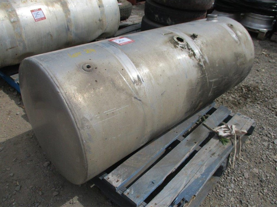 Warington Truck Fuel Tank
