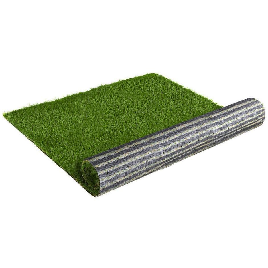 Primeturf Synthetic 30mm 0.95mx20m 19sqm Artificial Grass Fake Lawn Turf