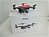 DJI - SPARK FLY MORE COMBO - LAVA RED