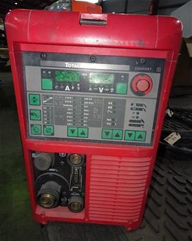 Castolin Eutectic Total Arc 270 Fabricator