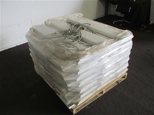 Pallet of Ceiling Lights