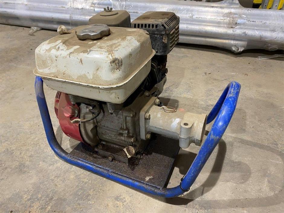Honda Powered Flexdrive Pump