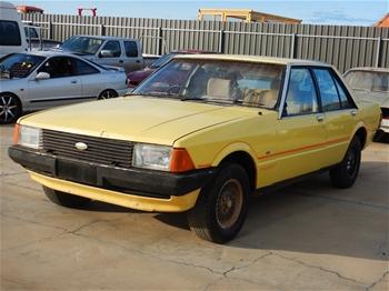 1981 Ford XD falcon RWD manual Sedan