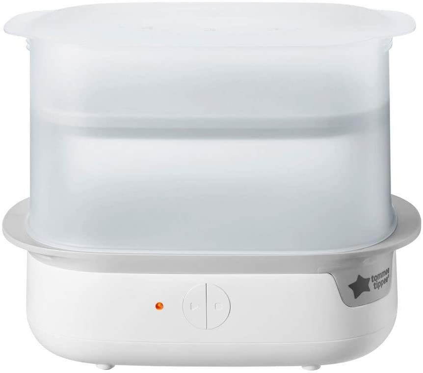 TOMMEE TIPPEE Electric Steam Steriliser for Baby Feeding Bottles and Access