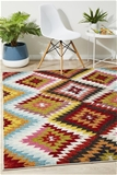 XL Multi Tribal Rug - 330X240cm
