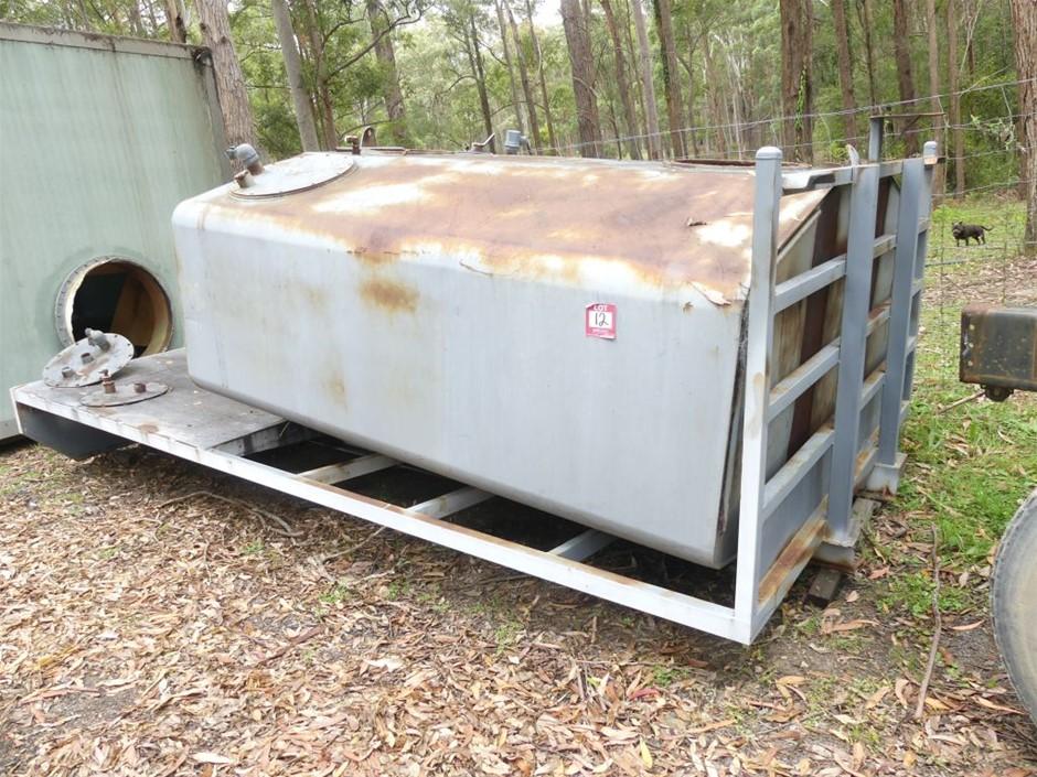 Truck Water Tray Body