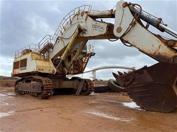2006 Liebherr R994-200 Track Excavator with Bucket