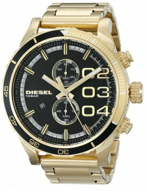 On-trend new Diesel Chonorgraph Men's watch.