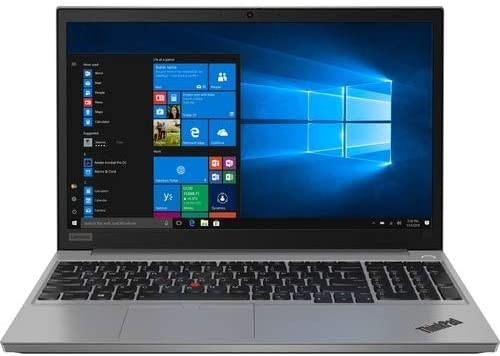 Lenovo ThinkPad E15 15.6-inch Notebook, Silver