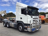 Unreserved Transport, Earthmoving & Agriculture Sale