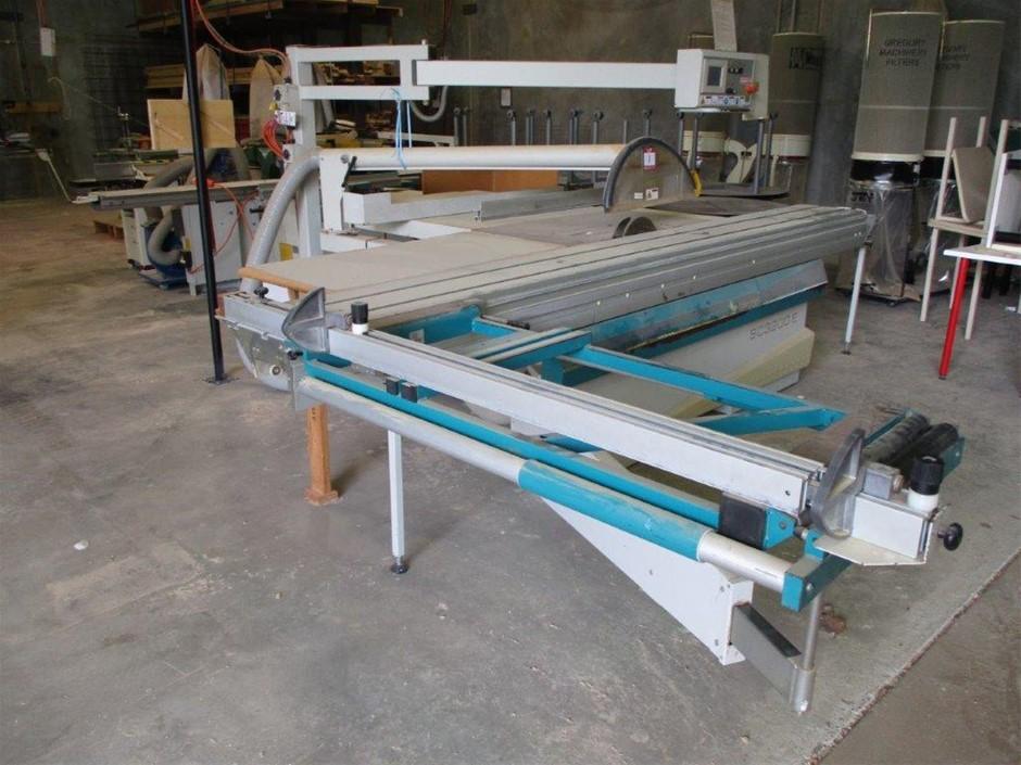 2004 Griggio SC3200E Panel Saw
