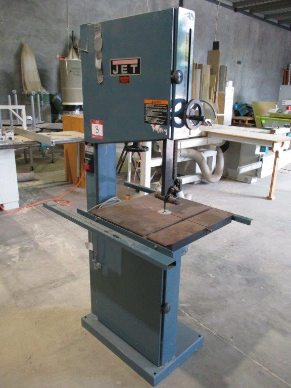 Jet JWBS-18 18 Inch Wood Working Band Saw