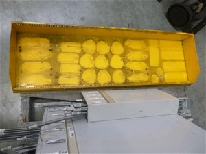 Quantity of Assorted Size Threaded Rods