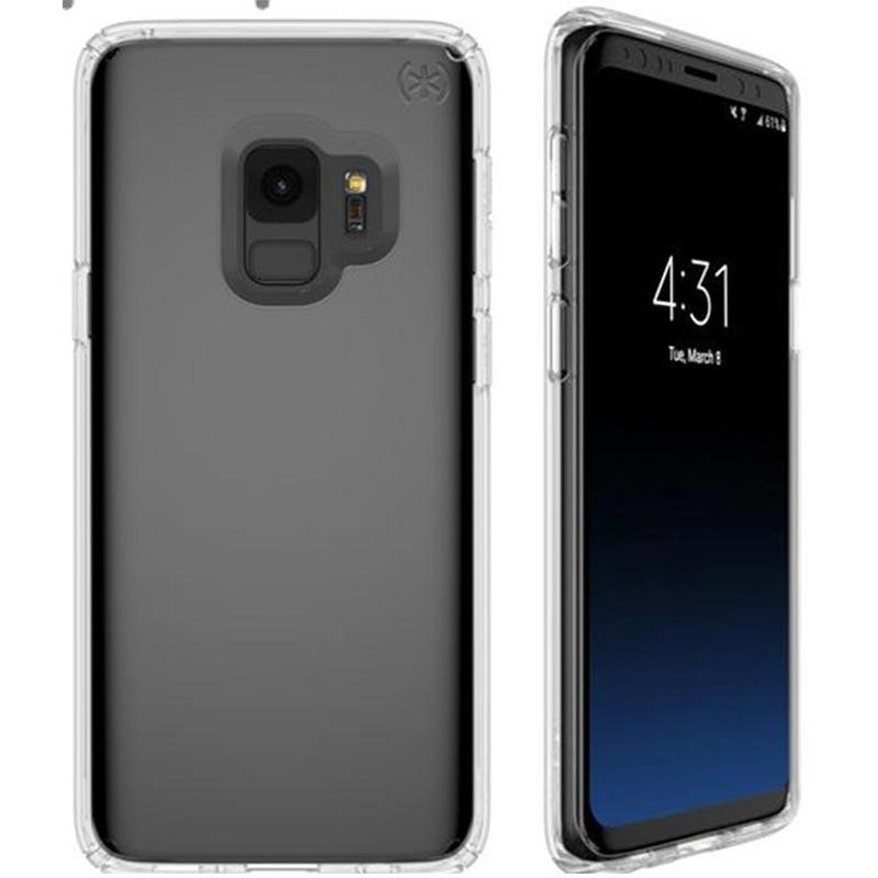 SPECK Presidio Clear Impactium Samsung Galaxy S9 Phone Case. Buyers Note -