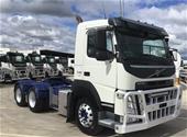 Volvo Prime Mover Fleet Auction