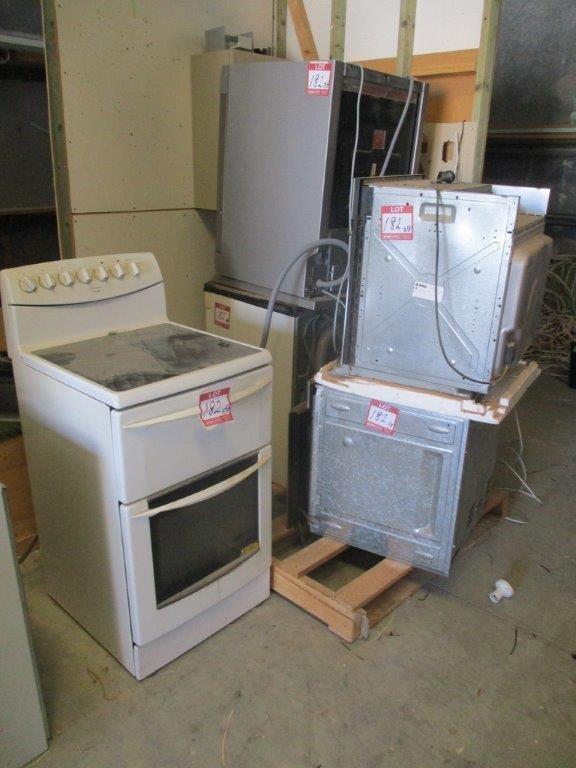 5x Home White Goods Appliances