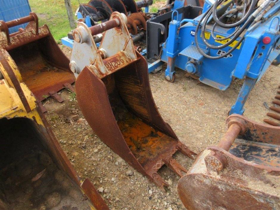 Excavator Trenching Bucket