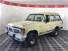 1984 Toyota Landcruiser GX Manual SUV