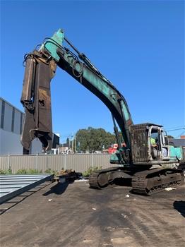 Kobelco SK.330.6E Tracked Hydraulic Excavator