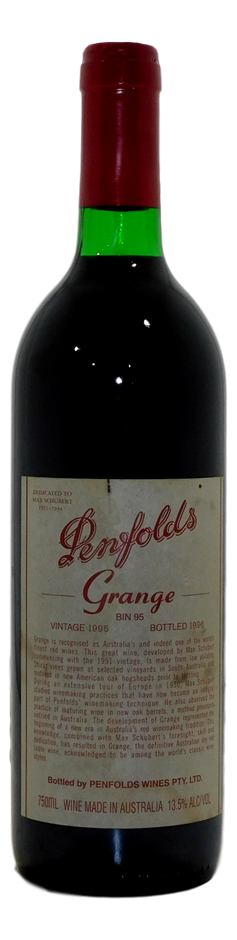 Penfolds Bin 95 Grange 1995 (1x 750mL)