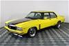 1976 Holden HX GTS Factory 308 4 Speed
