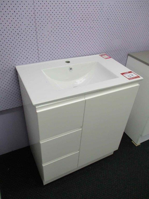 Vanity Cabinet with Basin