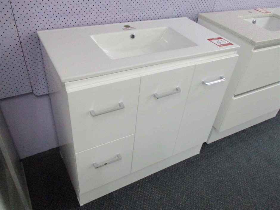 Lexi Vanity Cabinet with Basin
