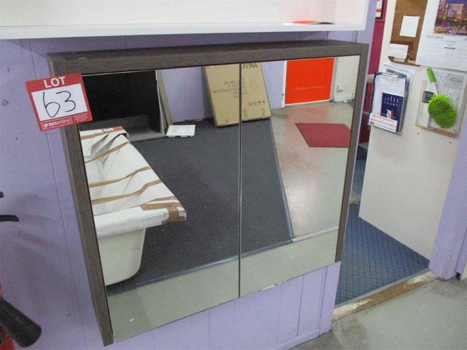 Shave Cabinet