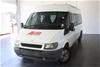 2004 Ford Transit VH Turbo Diesel Automatic Van