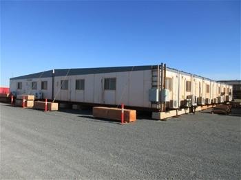 2008 Transportable Office Block