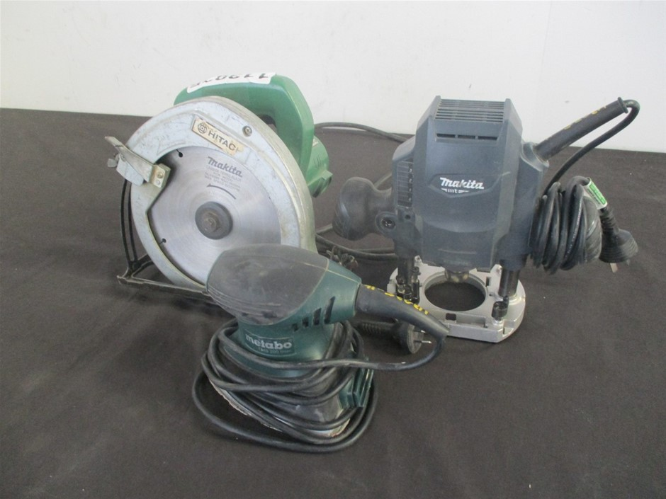 Qty 3 x Various Power Tools